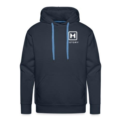Hoodie für den Mann, Original - Männer Premium Hoodie