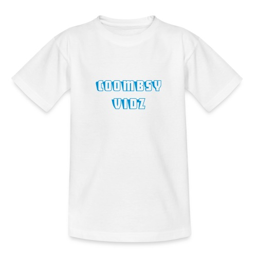 coombsy vidz t¬shirt - Teenage T-shirt