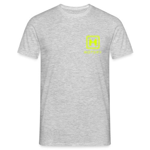 Motory T-Shirt (NEON) - Rundhals  - Männer T-Shirt