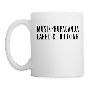 Musikpropaganda Label & Booking Tasse - Tasse
