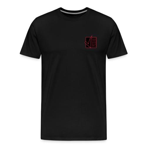 Vidi Logo Tee - Men's Premium T-Shirt