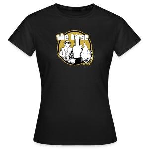 the böse - girlie - gold - Frauen T-Shirt