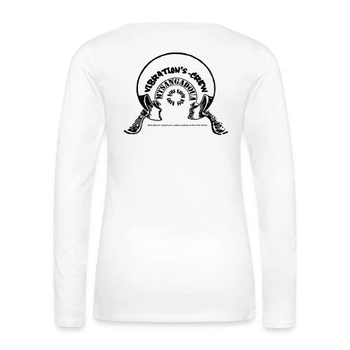 VBR CREW - T-shirt manches longues Premium Femme