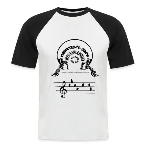 VBR CREW - T-shirt baseball manches courtes Homme