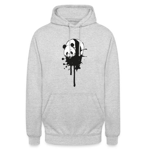 Hoodie Ink-Panda / unisex - Unisex Hoodie