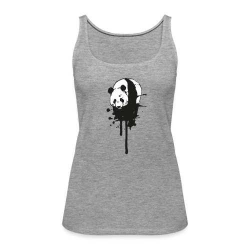 Tanktop Ink-Panda / girls - Frauen Premium Tank Top