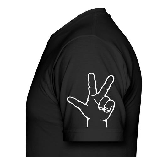 BRATKO Premium Long T-shirt - Männer Urban Longshirt