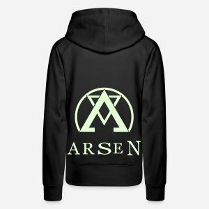 Arsen-Hoody - Frauen Premium Hoodie