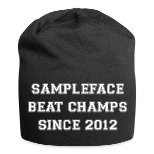 Sampleface Beat Champs Beanie - Jersey Beanie