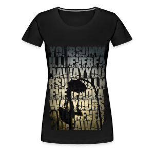 FWSBerlin Lady - your Sun will never fade away - Frauen Premium T-Shirt