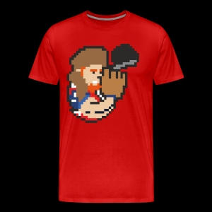 8-Bit-Hunter  - Männer Premium T-Shirt
