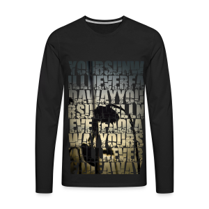 FWSBerlin Langarmshirt - your Sun will never fade away - Männer Premium Langarmshirt