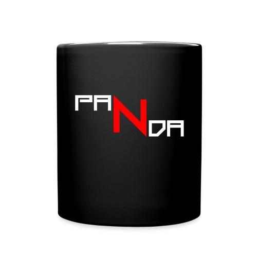 PaNda Tshirt - Tasse einfarbig