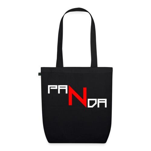 PaNda Tshirt - Bio-Stoffbeutel