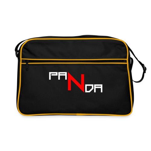 PaNda Tshirt - Retro Tasche