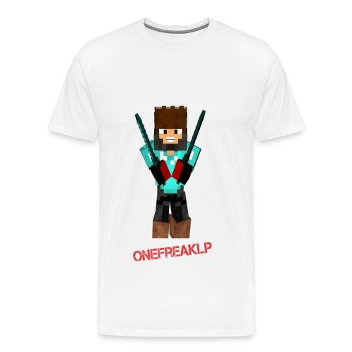 OneFreak - Männer Premium T-Shirt