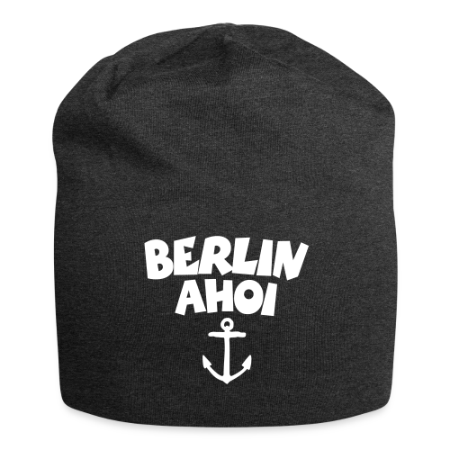 Berlin Ahoi Mütze - Jersey-Beanie