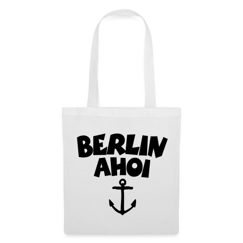 Berlin Ahoi Stofftasche - Stoffbeutel