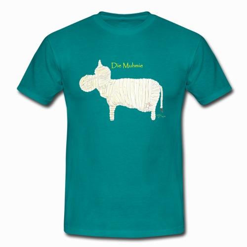 Die Muhmie - Männer T-Shirt