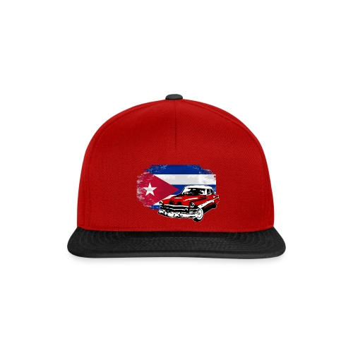 Tierra Cuba - Snapback Cap