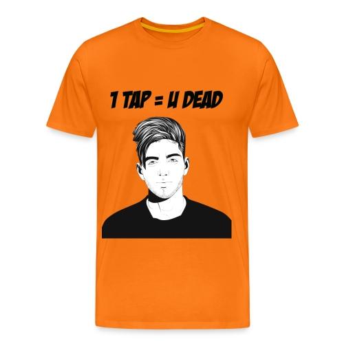 CSGO ScreaM Premium T-Shirt : orange - Men's Premium T-Shirt