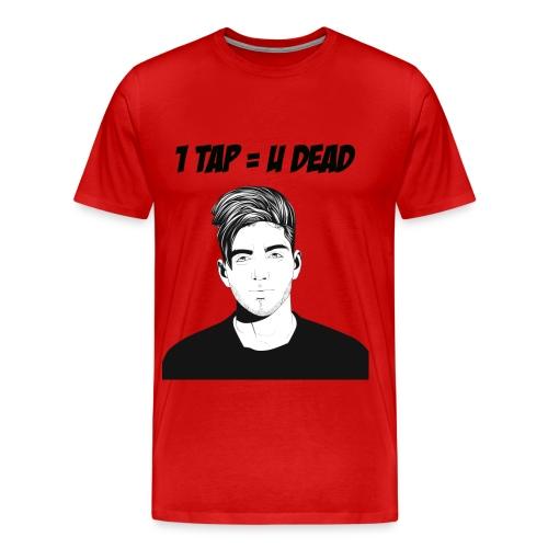 CSGO ScreaM Premium T-Shirt : red - Men's Premium T-Shirt