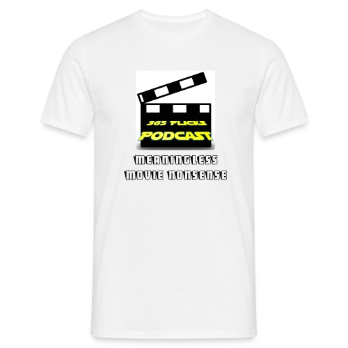 365 Flicks Podcast Meaningless Movie... Mens T-Shirt - Men's T-Shirt