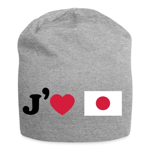 I LOVE JAPAN - Bonnet en jersey