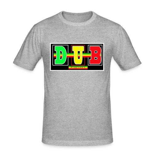 Dub Fingerz T-Shirt-1 - Men's Slim Fit T-Shirt