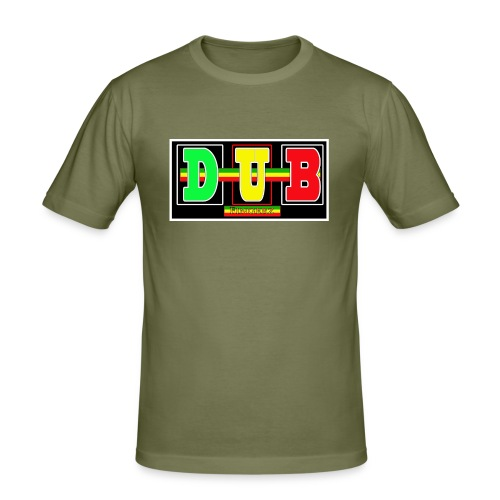 DUB Fingerz T-Shirt-2 - Men's Slim Fit T-Shirt