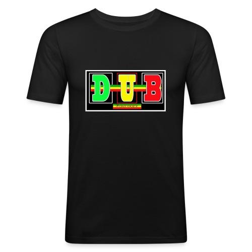 Dub Fingerz - Men's Slim Fit T-Shirt