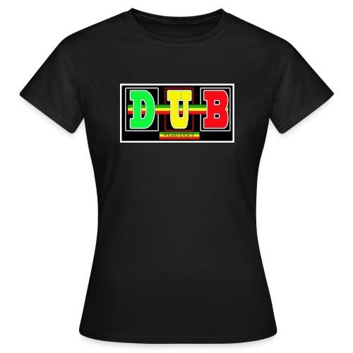 dub fingerz-2 - Women's T-Shirt