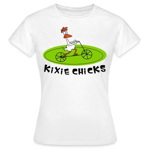 Kixie-Shirt (Damen) - Frauen T-Shirt