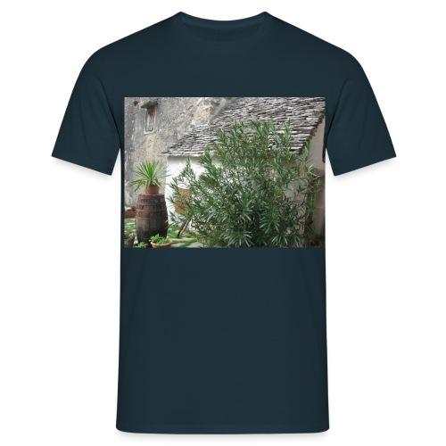 Dein Tag. - Männer T-Shirt