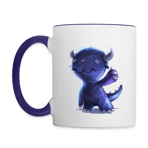 Dream Harvest - Cuddly Monster Mug - Contrasting Mug