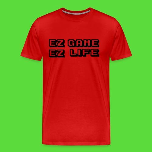EZ Game. Mens Preimuim Tee - Men's Premium T-Shirt
