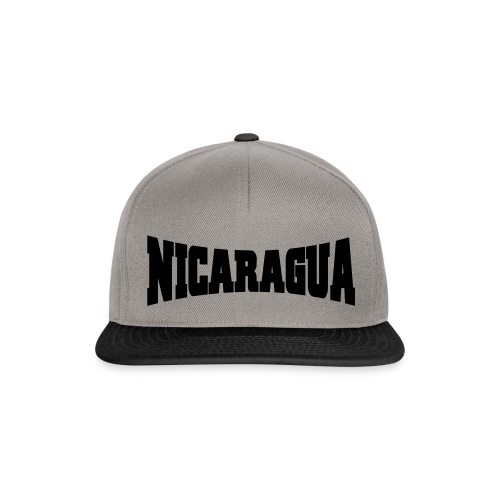 gorra nicaragua - Gorra Snapback