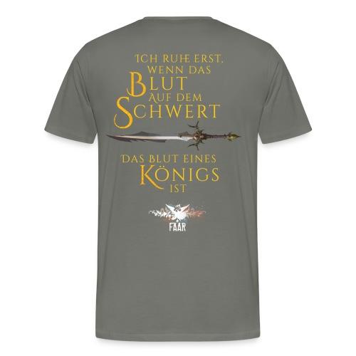 Motto der Söhne der Schande - Männer Premium T-Shirt