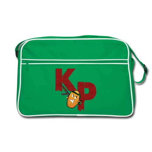 Killah Potatoes Retro-Tasche - Retro Tasche
