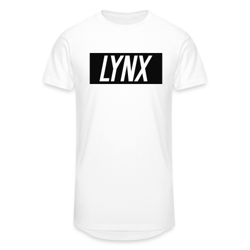 Lynx T-Shirt For Kids And Adults - Men's Long Body Urban Tee