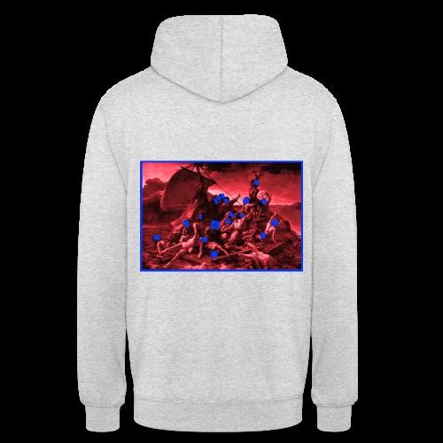 Géricault - Sweat-shirt à capuche unisexe