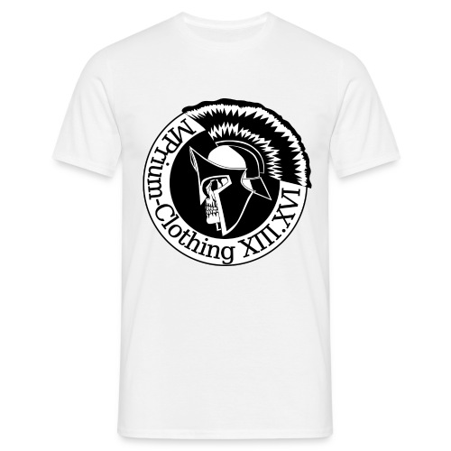 SKullheadshirt - Männer T-Shirt