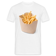 Tee shirts ~ Tee shirt Homme ~ French Fries