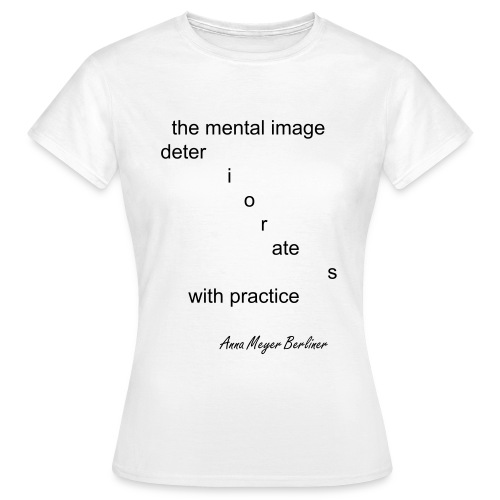 Anna Berliner - Women's T-Shirt