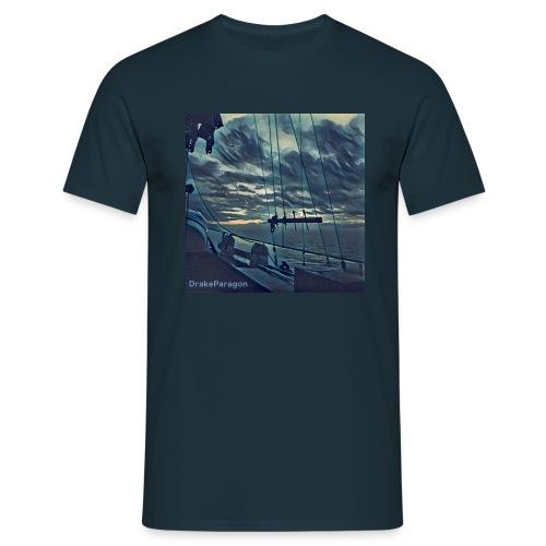 Men's T-Shirt - Pinrail - Men's T-Shirt