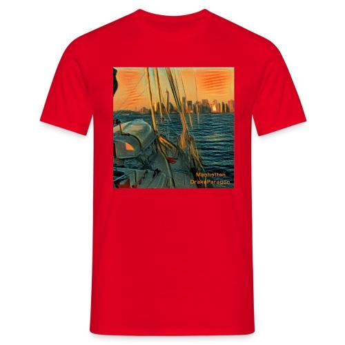 Men's T-Shirt - Manhattan - Men's T-Shirt