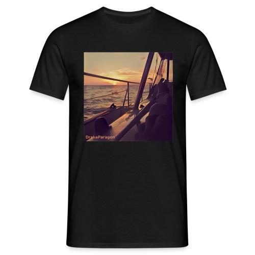 Men's T-Shirt - Sailing into the Sunset - Men's T-Shirt