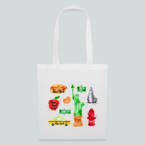 Tot Bag New York - Tote Bag