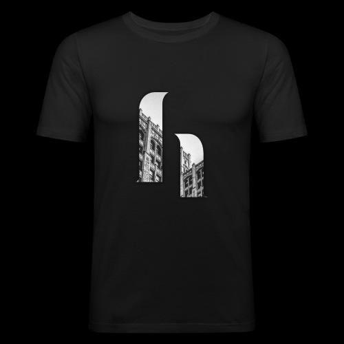 City - T-shirt près du corps Homme