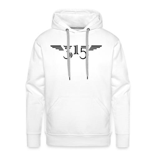 315 Hoodie - Männer Premium Hoodie